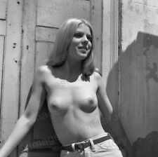 8x10 Print Sexy Model Pin Up 1972 Blonde Nudes #2116