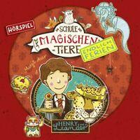 DIE SCHULE DER MAGISCHEN TIERE-ENDLICH FERIEN: 03: HENRY.. (HÖRSPIEL) CD NEW