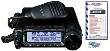Yaesu FT-891 HF/6M Mobile Transceiver with Nifty! Accessories Mini-Manual