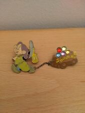Disney Snow White And The Seven Dwarfs Dopey Pin