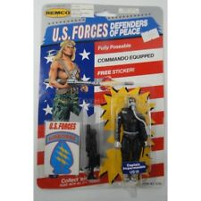 Captain Impermeable MOC - US Forces Defenders of Peace - Remco - Non GI Joe Mili