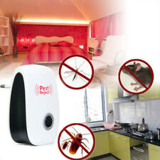 Ultrasonic Electronic Anti Mosquito Tools Indoor Mice Pest Bug Control Repeller