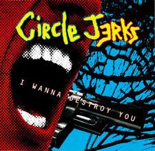 Circle Jerks – I Wanna Destroy You (Remix) MCD (Mercury, 1995) 2track promo