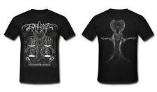 SVARTTJERN Ultimatum Necrophilia  Big T-Shirt Plus Size XXXXXL - 5XL - Übergöße