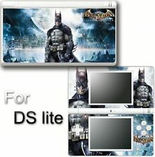 Batman VINYL SKIN STICKER COVER for NINTENDO DS LITE #1