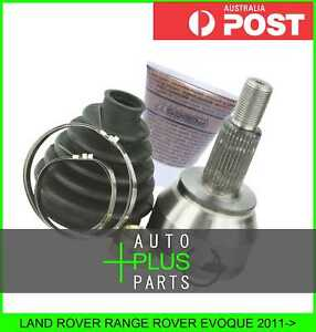 Fits LAND ROVER RANGE ROVER EVOQUE Outer Cv Joint