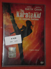 THE KARATE KID- la leggenda continua- CON:JADEN SMITH- DVD film -sigillato