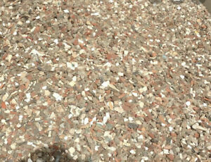 6f2 recycled sub base crushed bricks aggregate 18 tonne free delivery Sheffield