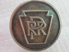 Vintage PRR Pennsylvania Railroad Button MFG American RY. Supply Co.