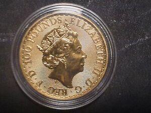 2020 Gold Britannia 1 oz Gold Bullion Coin in Coin Capsule