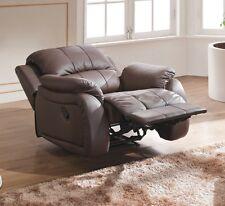 Leder Schlafsessel Relaxsessel Fernsehsessel Schlaffunktion 5129-1-377 sofort