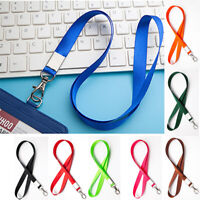 Color ID Card Holder Lanyard for Badge Holder Neck Straps Mobile Phone Lanyard