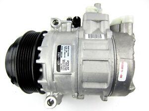 AC Compressor OEM Denso 7SBU16C fits Chrysler / Dodge / Freightliner / Mer... QR