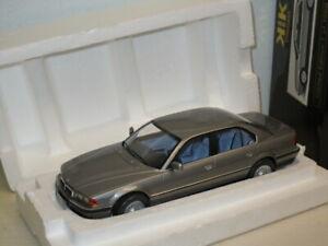 BMW 740i, E38, 1:18, OVP