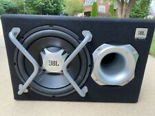 """JBL GT-BassPro12Ported powered subwoofer with 12"""" sub and 150-watt amp"""