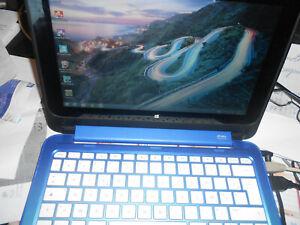 HP Pavilion x360 13-S150SA, écran Tactile convertible en tablette....