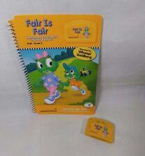 LeapFrog School House Limited Series Leap Pad Fair Is Fair PreK- Grade 3