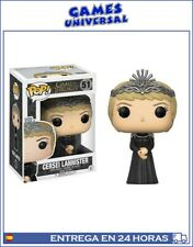 Pop Funko Game of Thrones Cersei Lannister figura