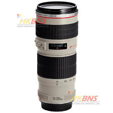 Canon EF 70-200mm f/4 L USM Lens 70-200 f4 f4.0 for 6D 70D 5D Mark III II 1Dx