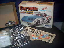 Model Kit Corvette Open Sportster