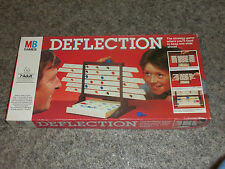 1981 MB GAMES DEFLECTION STRATEGY GAME 100% COMPLETE