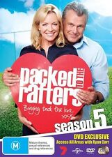 Packed to the Rafters: Season 5 (6 Discs) NEW R4 DVD