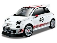 FIAT ABARTH 500 1:43 Car Asseto Corsa Model Diecast Models Cars Die Cast Racing