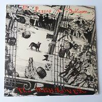 "The Pogues & Dubliners - Irish Rover - 7"" Vinyl Single 1st Press Stiff EX+/EX+"