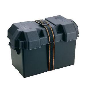 Attwood Marine New Standard Vented Battery Box Power Guard, 27/27F/27M, 23-90671