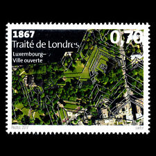 Luxembourg 2017 - 150th Anniversary of the Treaty of London - MNH