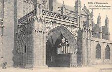 BR78296 dol de bretagne le porche de la cathedrale   france