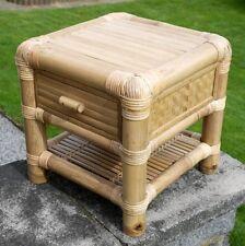 BAMBUS Beistelltisch Nachttisch Schrank Telefontisch Schublade Schrank11
