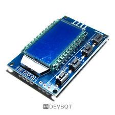 Module générateur de signal PWM 1Hz à 150Khz avec écran LCD. Arduino, DIY, Pi