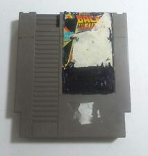 Back to the Future (Nintendo Entertainment System, 1989) NES TESTED AUTHENTIC