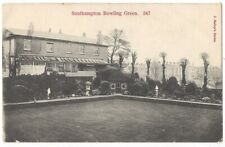 SOUTHAMPTON Bowling Green, Hampshire Postcard Unused, Bailey's Series