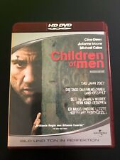 HD-DVD Children of Men