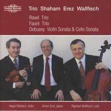 Klaviertrios von Raphael Wallfisch,Gil Shaham,Arnon Erez (2014)