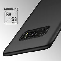 Smart Shockproof Ultra-Slim Matte Flexible TPU Case for Samsung Galaxy S8/S8Plus