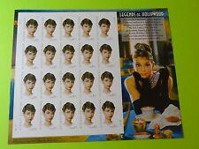 Stamps US * SC 3786 * Audrey Hepburn * 37c * Sheet of 20 * 2003 * MNH