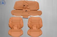 Sitzbezüge Bezüge passend für BMW 3er-Reihe  E36 Cabrio ,kamel dattel NEU