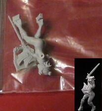 Brother Vinni warelf Elven Warrior Girl (1) Miniature Female Elf Amazon Champion
