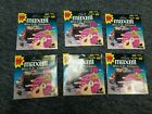 6 Packs Of 18 Maxell Disc I.D. Stickers