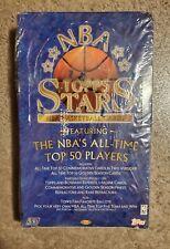 1996-97 NBA Topps Stars - Factory Sealed Box  - 👀 Refractor - Possible Jordan