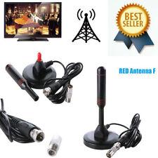 Indoor Gain 30dbi Digital Dvb-t/fm Freeview Aerial Antenna PC for TV HDTV AU