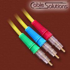 Canare L-4CFB Precision Component Video Cable Set 2m