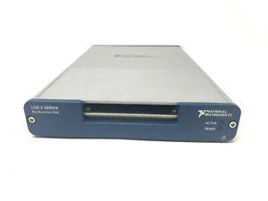 *USA* National Instruments NI USB-6351 X Series Multifunction DAQ with Adapter