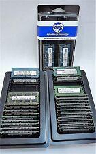 Lot Of 28 pcs 4GB 2GB 1GB PC3-8500s Laptop Memory DDR2 PC3 DDR3 CL7 SODIMM G7