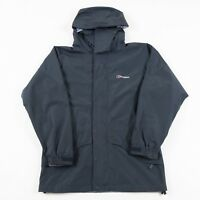 VGC BERGHAUS GORE-TEX Waterproof Jacket | Size 14 | Coat Rain Wind Hooded Hood