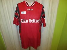 Details zu Adidas vintage Bayer Leverkusen Shorts #35 Gr. L 90er kurze Hose AS8