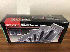 Brand New Vintage Solidex Model 829 Beta Rewinder!